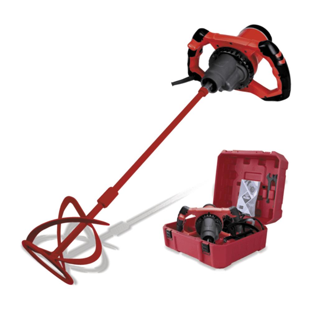 How to mix mortar - Rubimix 9N Plus