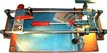 Rubi Tile cutter with impact breakers - sixties