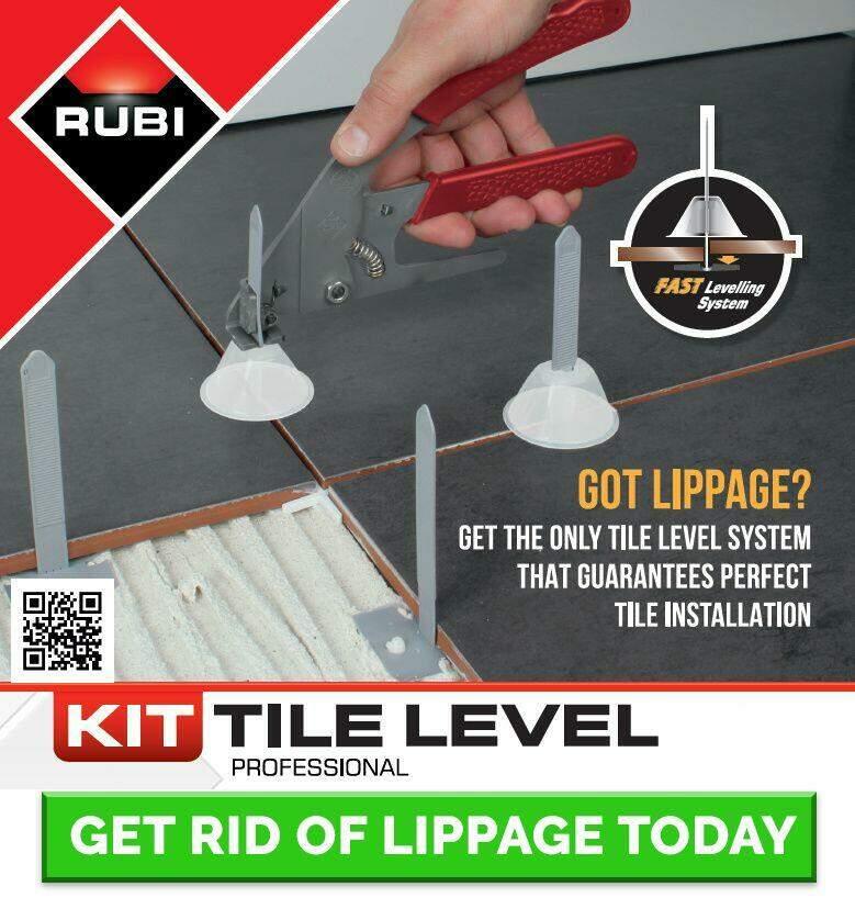 Tile installation problems - Tile Level Kit Ad