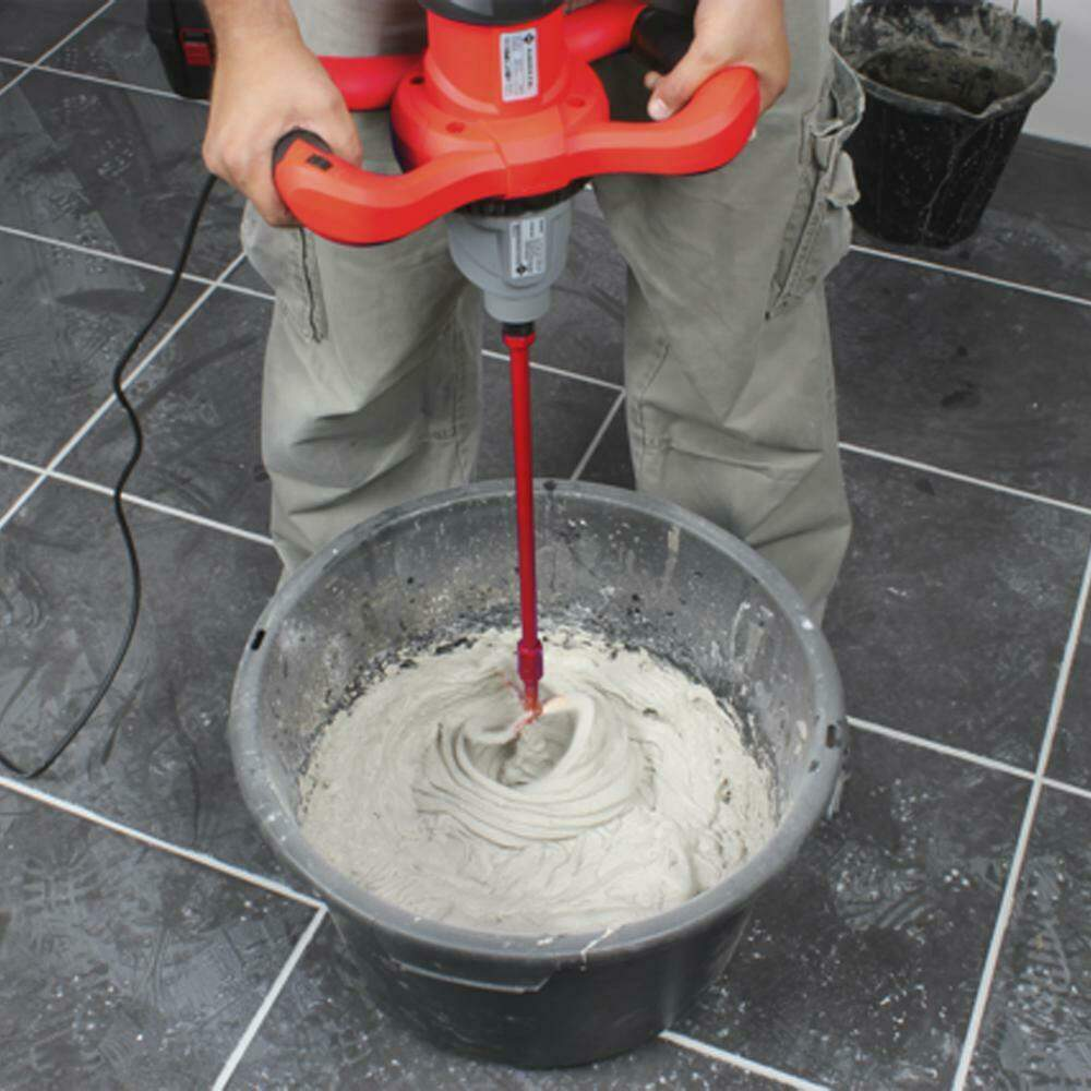 Must Have Tile Installation Tools - Mortar Mixers