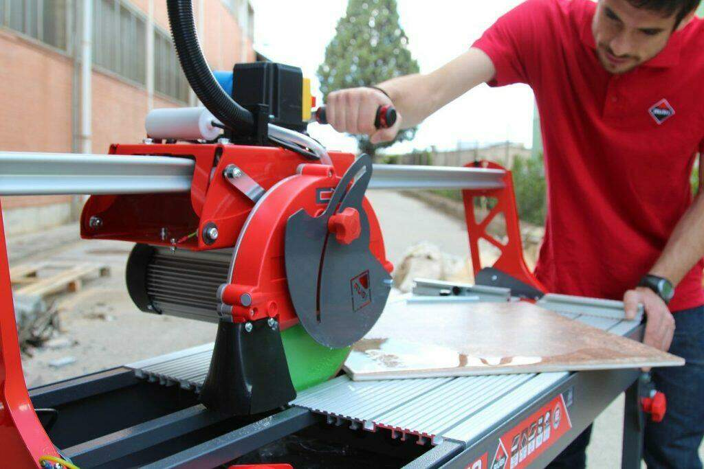 Must Have Tile Installation Tools - Tile Saws