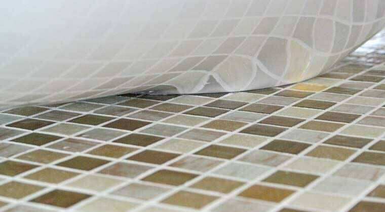 Types of Floor Tiles - Mosaic Tiles