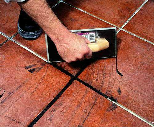 Grouting Tile - The Purpose of Laying Joints