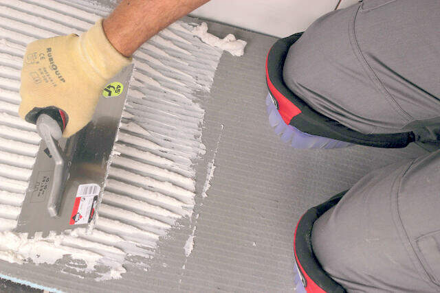 Modified Or Unmodified Thinset Which Is Better For Tile Installers - Best unmodified thinset