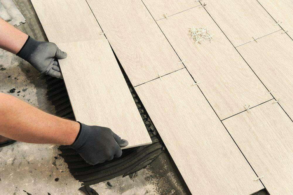How To Lay Tile That Looks Like Wood   Tips And Tricks