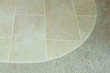 Tile to Carpet Transition Options - The Tuck-In Method