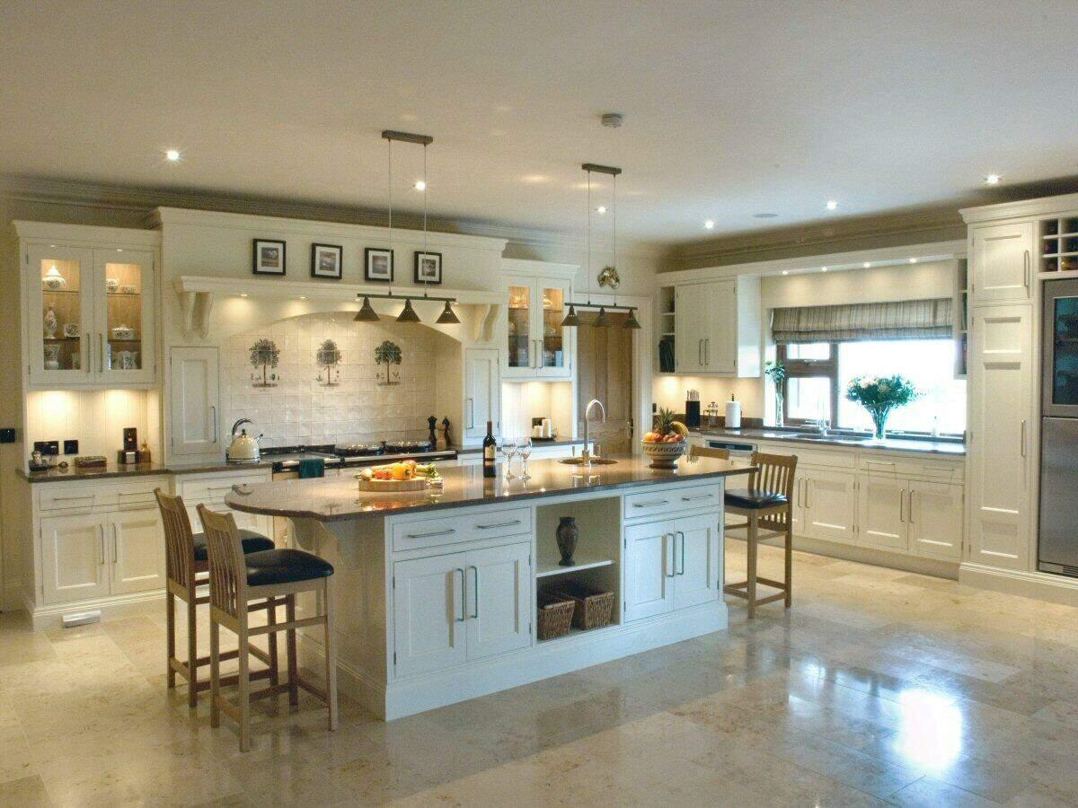 Kitchen Renovation Flooring Kitchen Cabinets The Home Improvement ...