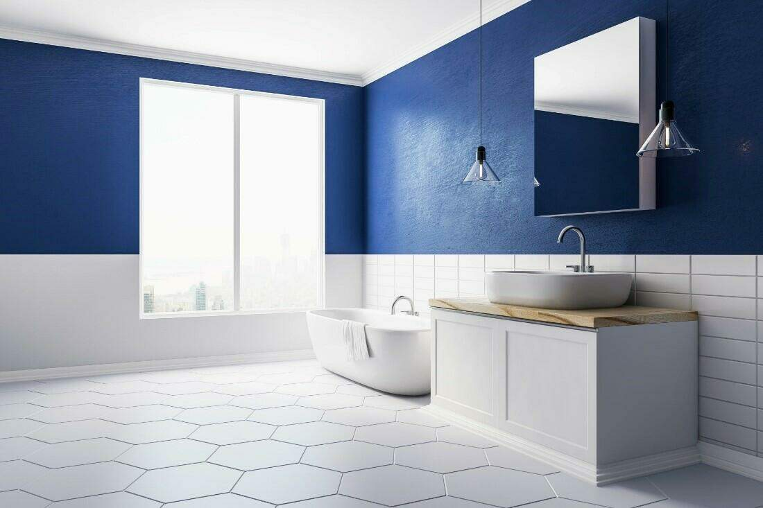 difference between ceramic and porcelain tile