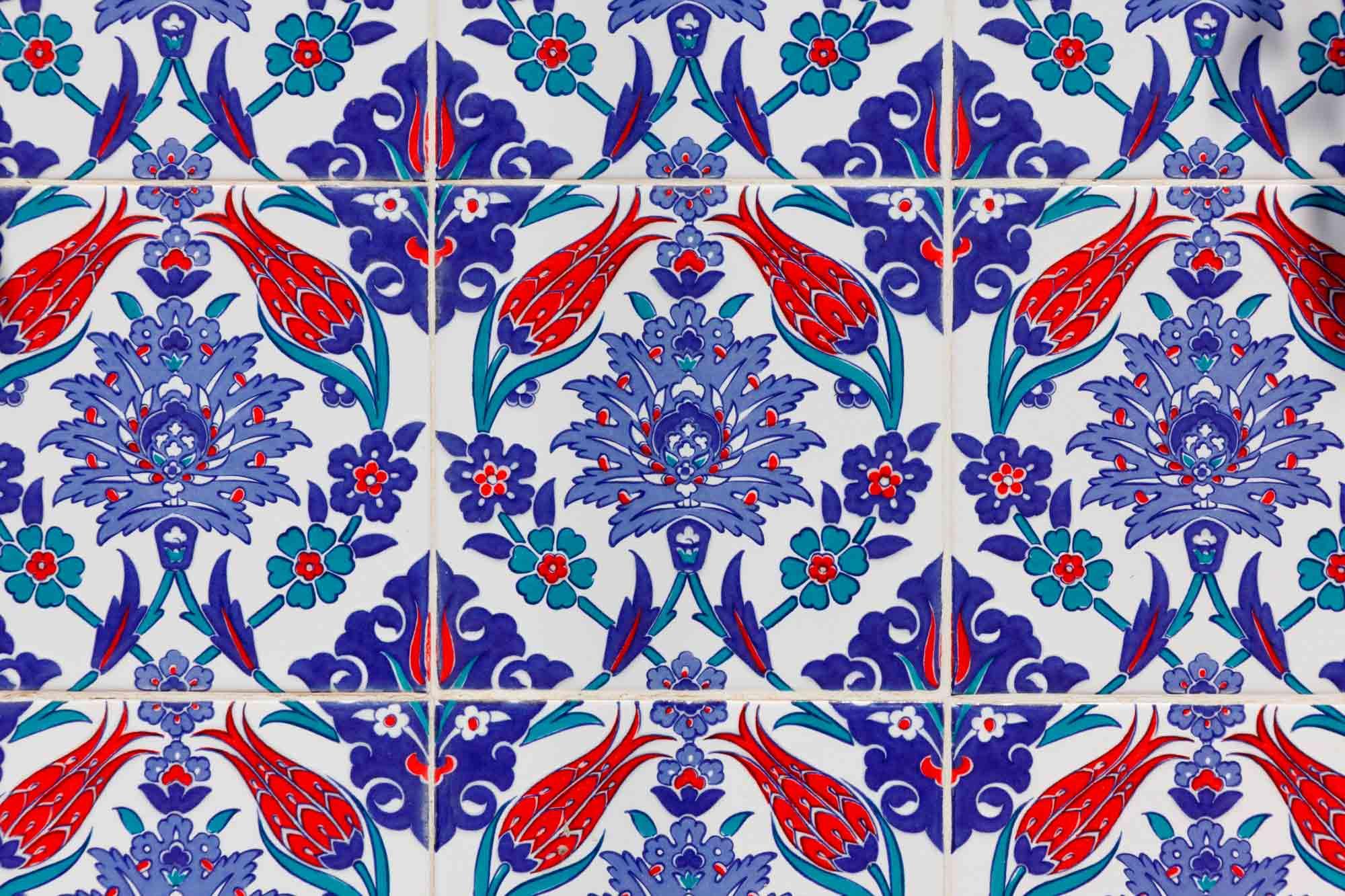 tile laying patterns